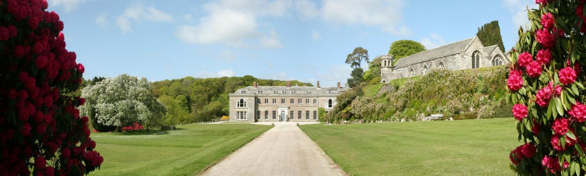 Boconnoc House and Gardens