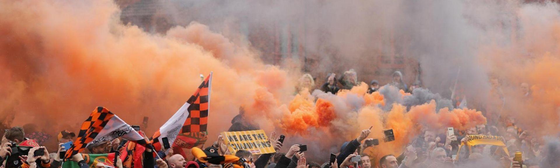 Wolverhampton Wanderers fans