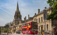 Oxford bus tour – City Sightseeing