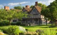 シェイクスピアの生家とガーデン・パス - 3ヶ所訪問 (Shakespeare's Houses and Gardens Pass)