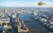 Helicopter Ride over London