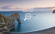 Explore Durdle Door in 360