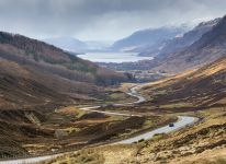 VisitScotland - The road to Kinlochewe