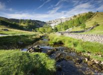 Parc national des Yorkshire Dales.