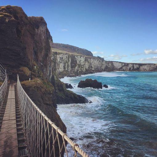 Bridge the Carrick-a-Rede gap