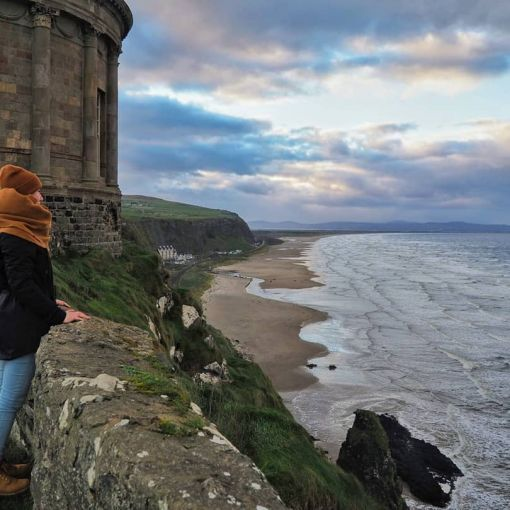 The must-see Mussenden Temple
