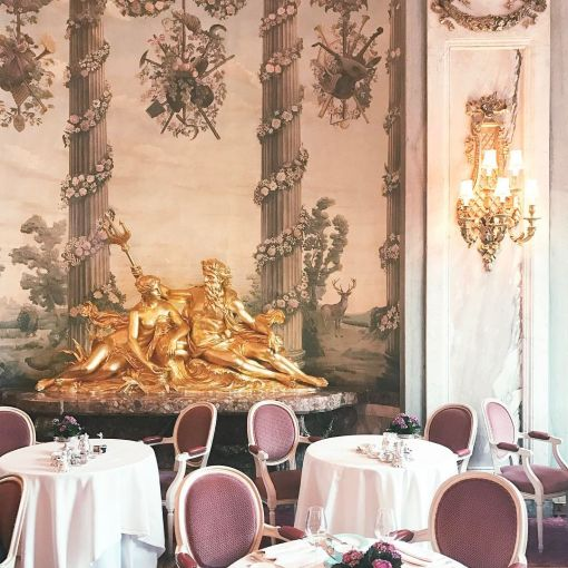 Time for tea at The Ritz
