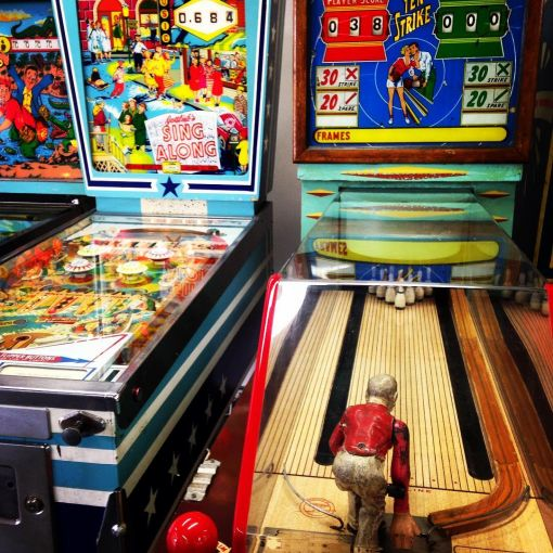 Be a pinball wizard in Margate