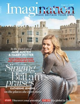 Imagination - the Britain magazine