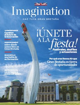Visitbritain Magazine cover image