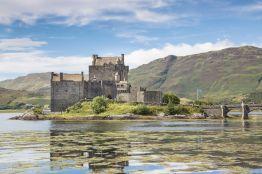 Eilean Donan Castle. Credit: VisitScotland/Kenny Lam.