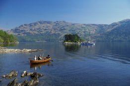 Loch Lomond fishing. Credit: VisitScotland/Paul Tomkins
