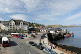 Oban, Scotland. Credit: VisitScotland/Paul Tomkins.