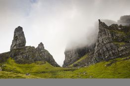 The Old Man of Storr. Credit: VisitScotland/Kenny Lam.