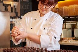 Yorks chocolate story chocolatier