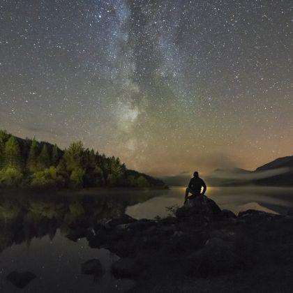 Snowdonia Stargazing