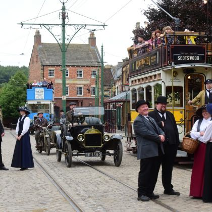 Beamish Open Air Museum