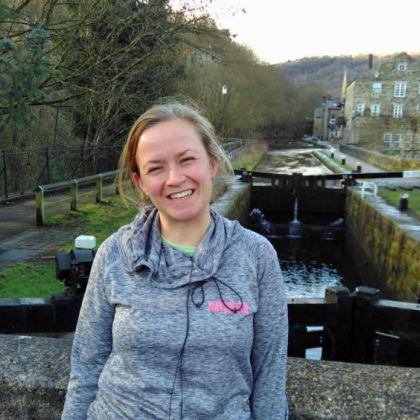 Hardlopen bij Rochdale Canal