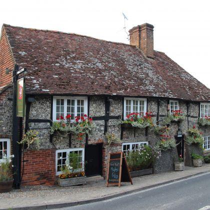 George & Dragon Pub - England