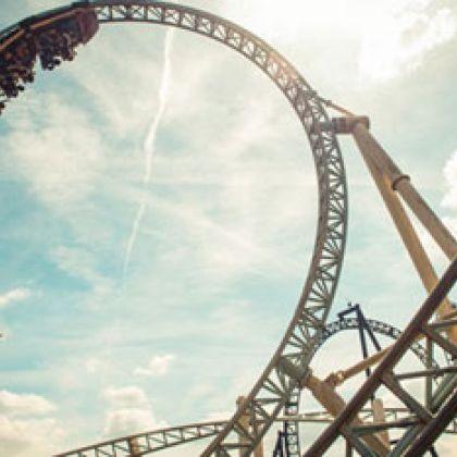 Rollercoaster Thorpe Park