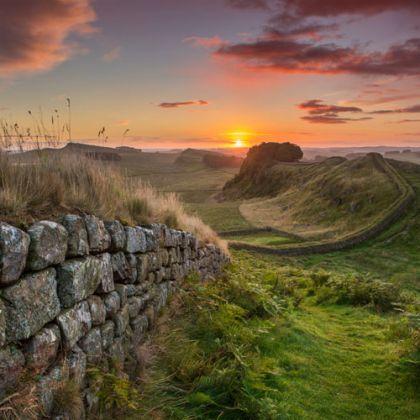 El Muro de Adriano | Los viajes en el tiempo de Gran Bretaña