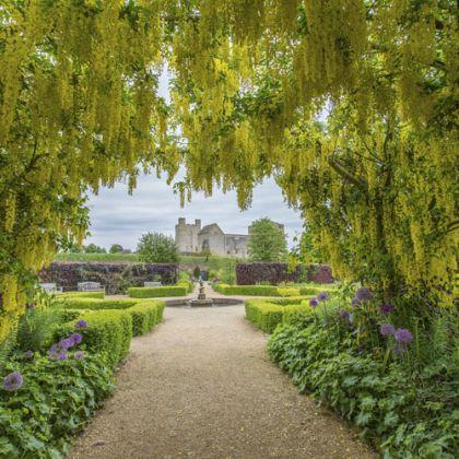 Helmsley Walled Garden in Yorkshire, Engeland