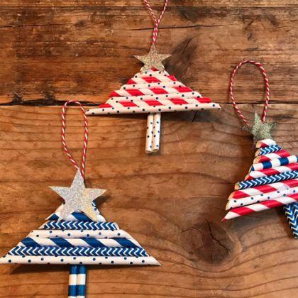 Kerstknutsels - maak je eigen Britse Christmas ornaments