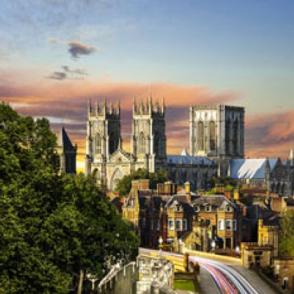 \York Minster from city walls 409