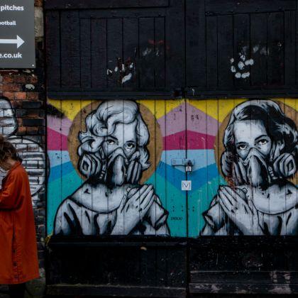 Street art, Brick Lane