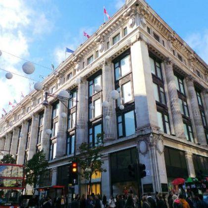 Selfridges Department Store, London