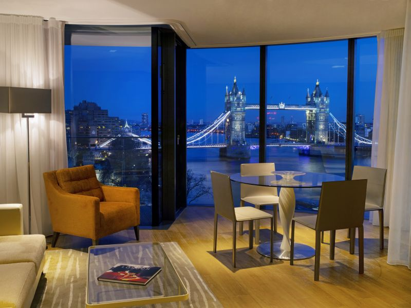 London´s Cheval Three Quays