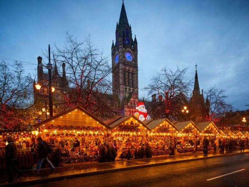 Weihnachtsmärkte Großbritannien