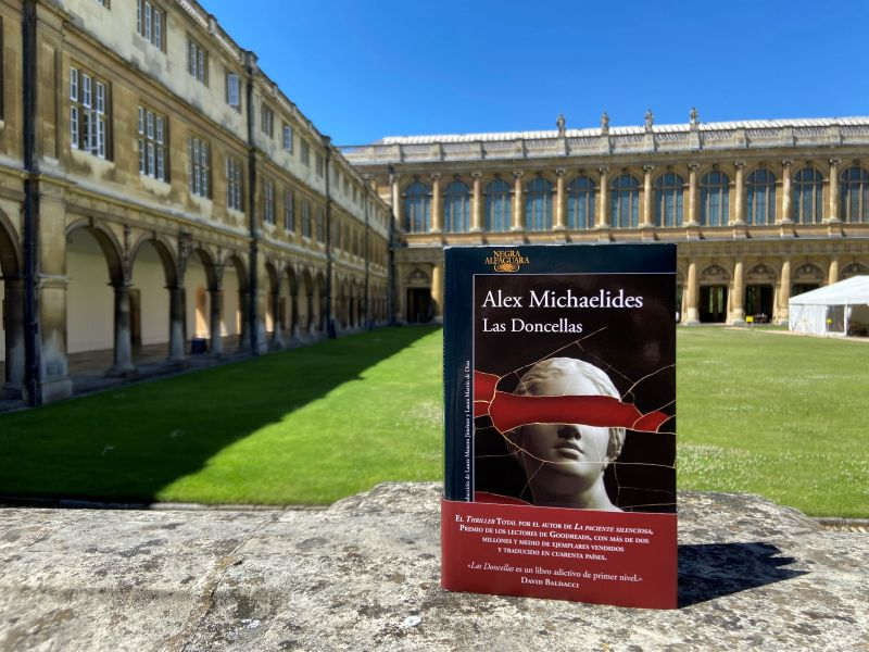 Las Doncellas en Cambridge