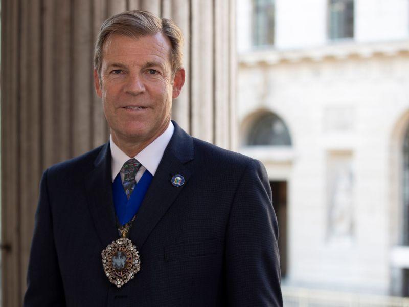 Lord Mayor, City of London