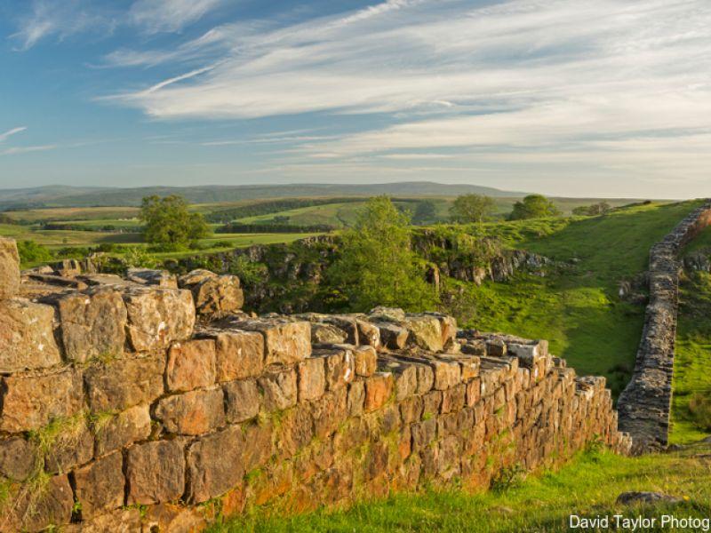 Northumberland National Park, Northumberland, England