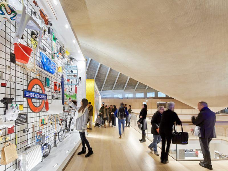 A look in design museum London