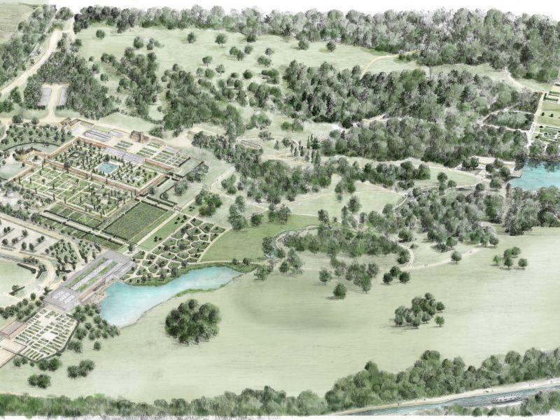 RHS Bridgewater master plan