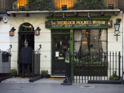 Sherlock Holmes in Gran Bretagna
