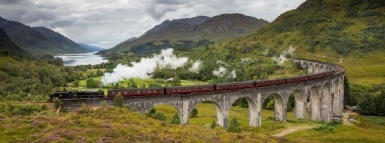 Britain by rail