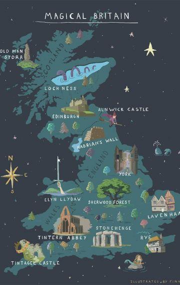 Explore magical Britain
