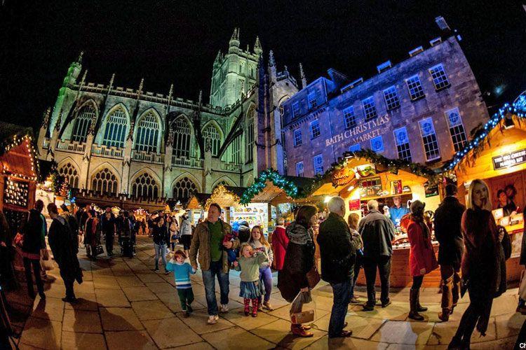 Kerstmarkten In Engeland Visitbritain