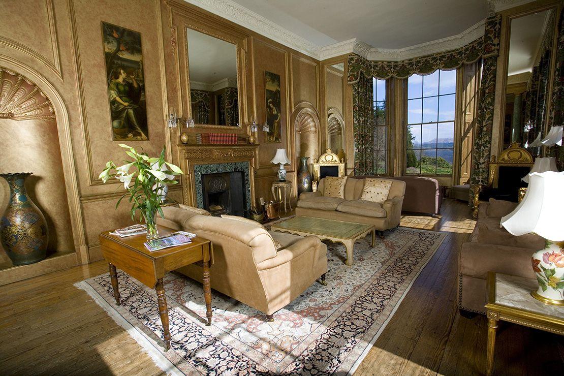 Ardanaiseig hotel, Scotland
