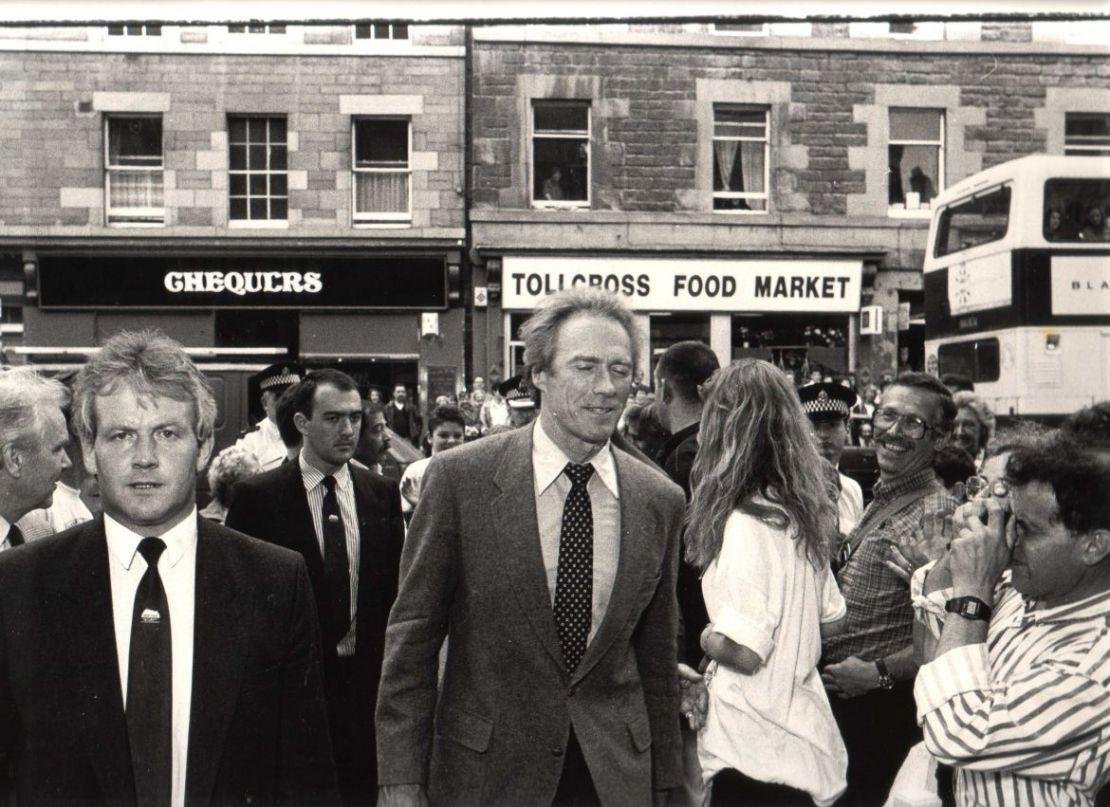 Clint Eastwood, Edinburgh international film festival