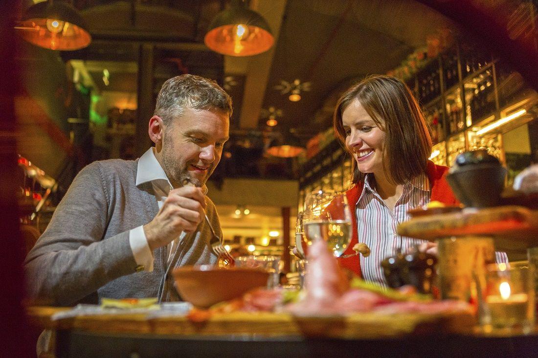 Eating in Cardiff, restaurants