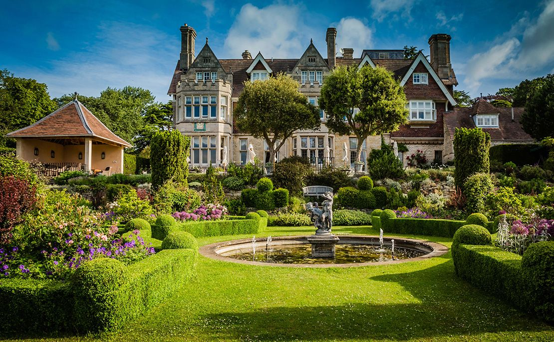 Hambleton Hall Hotel, England
