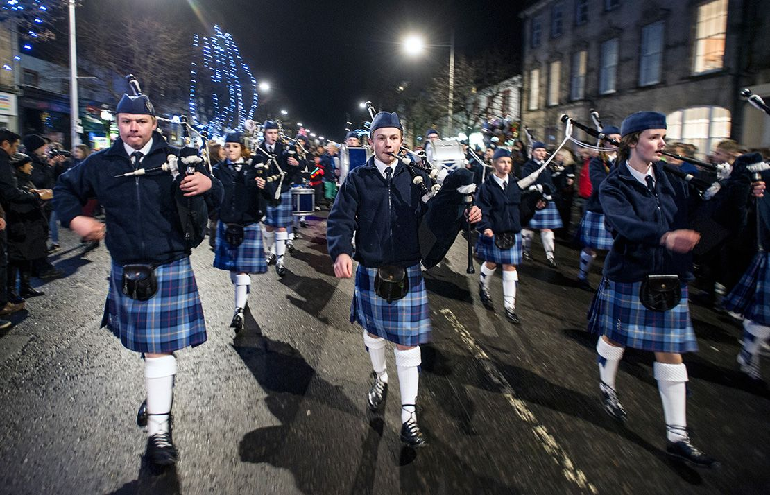 St Andrew's Day Scotland
