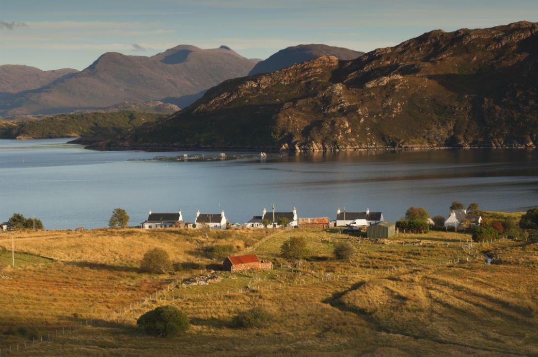 Autoroute North Coast 500 in Schottland  36eb31c092c50