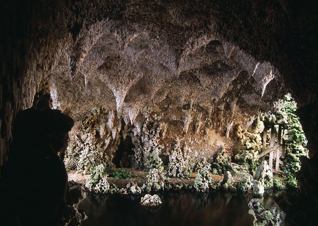 Painshill Park Grotto, Surrey