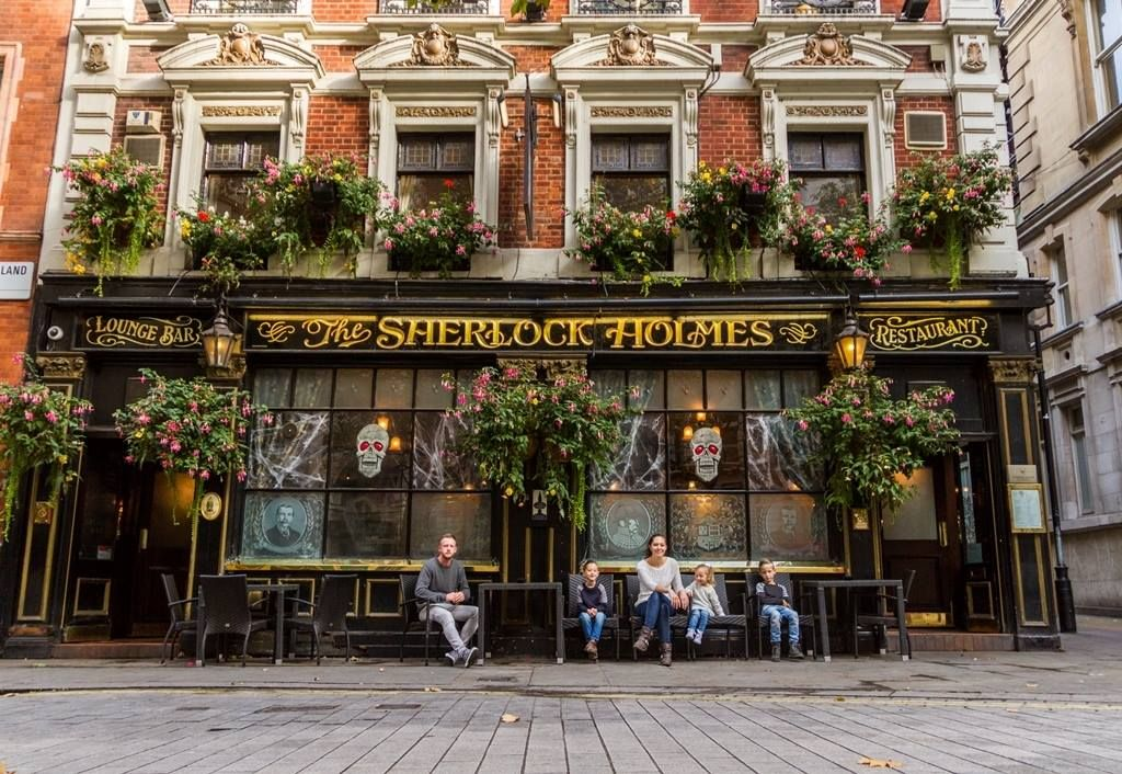 Local's guide to London   VisitBritain