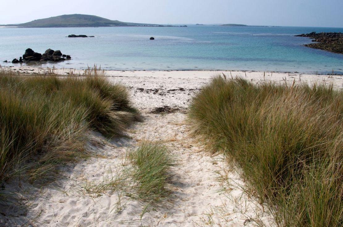 Rushy Bay, Isles of Scilly